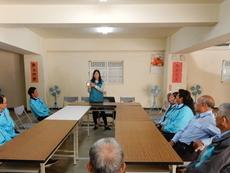 相關圖檔說明:11月11日竹東東寧、員崠社區婦幼安全宣導,圖片總數共2張