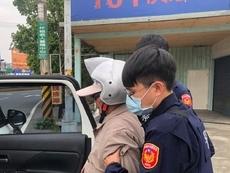 相關圖檔說明:橫山警協助近9旬老翁平安送返新竹市家中,圖片總數共3張