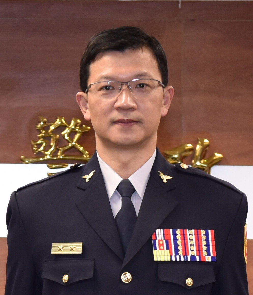 Commissioner Huang, Chia-Chi
